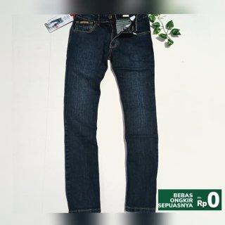 Celana Jeans Pria Cardinal Original model Selvedge / skinny Slim Fit