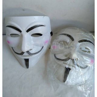 Topeng Joker Anonymous Murah