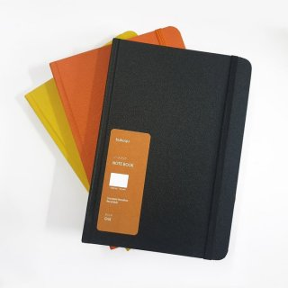Basic Notebook Planner Journal Dot Grid