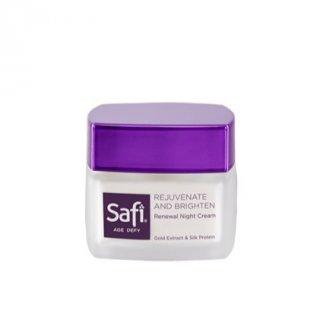 Safi Age Defy Renewal Night Cream