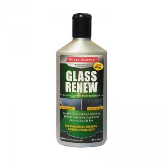 Meguiar's Glass Science Glass Renew Penghilang Jamur Kaca - Hijau