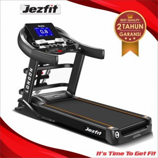 Jezfit London Treadmill Elektrik