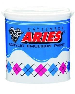Cat Tembok Aires