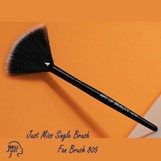 Just Miss Fan Brush 805