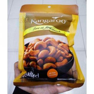 Kangaroo Salted Cashew 100G