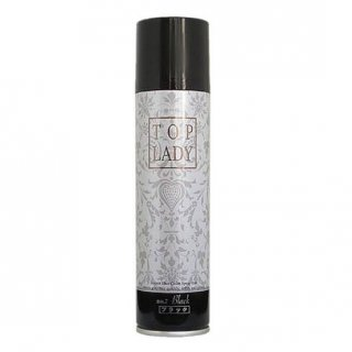 Top Lady Hair Color Spray