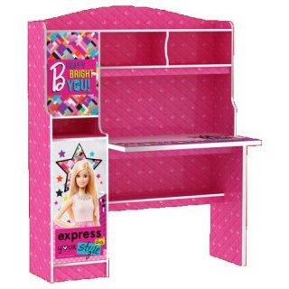 Meja Belajar Karakter Cewek Barbie