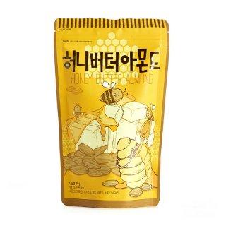 Honey Butter Almond Korea