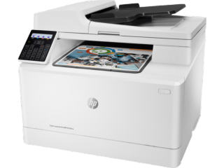 HP Printer Laserjet PRO MFP M181FW