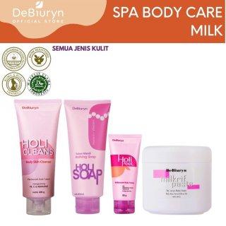 DeBiuryn SPA Body Care Milk Pack