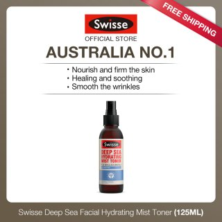 Swisse Deep Sea Hydrating Mist Toner
