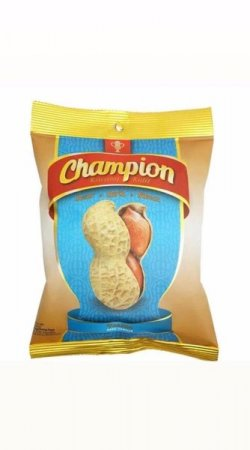 Champion Kacang Kulit Rasa Vanilla
