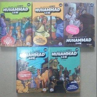 Seri Komik Islam Kisah Nabi Muhammad SAW