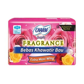 CHARM Body Fit Fragrance Extra Maxi Wing