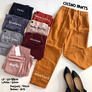 CHINO PANTS VINCSHOP