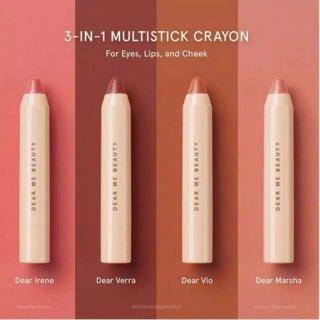 Dear Me Beauty 3-In-1 Multistick Crayon