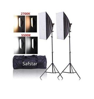 Softbox Reflektor Photography Foto Studio Lighting Kit - KS62 Safstar
