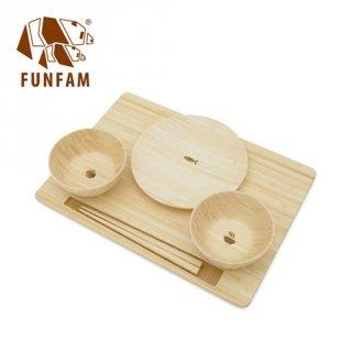 日本製★お食い初めにピッタリの竹食器!