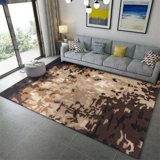 LANAMORA D015 Handtuft Premium Wool Modern Karpet