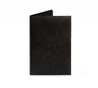 Paper Wallet-Jet Black