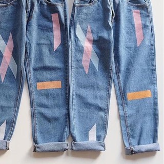 CELANA JEANS PATCHES