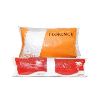 Florence Set Bantal dan Guling (Lyocell Pillow + Filler Bolster)