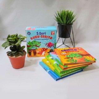 Ombi 5 Seri Buku Cerita Anak dalam 1 Paket
