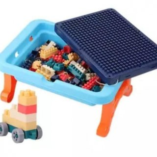 Meja Lego Drawing Board 2in1