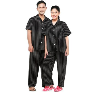 14.Piyama Couple yang Nyaman untuk Tidur