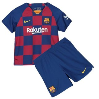 Baju Bola Anak Barcelona Barca Messi Kids 2019/2020