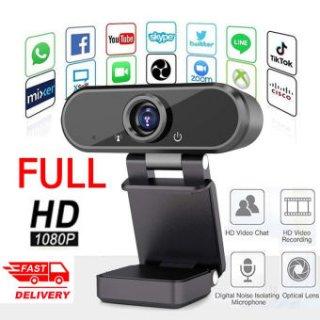 Lorrikate Webcam 1080P HD