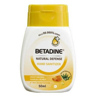 BETADINE Manuka Honey Hand Sanitizer