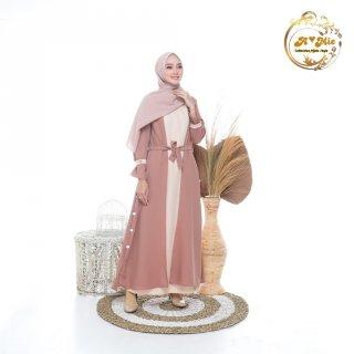 Ziatusha Maxi   Gamis Muslim