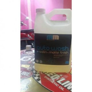 Sabun Cuci Motor Khusus Cat Doff Matte 100 ml