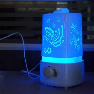 Pengharum Ruangan Elektrik 7 Color Light
