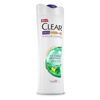 Clear Anti Dandruff Ice Cool Menthol Shampoo