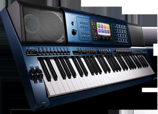 Keyboard Casio MZ-X500