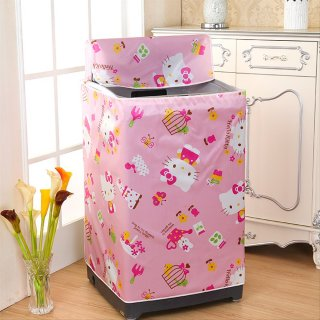 Sarung Cover Mesin Cuci 1 Tabung Washing Machine Dust Cover Top Loading Murah