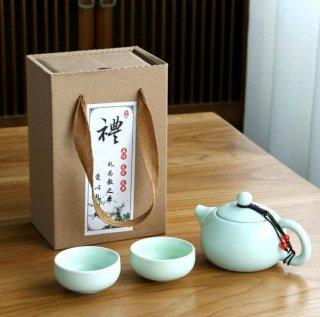 Kung Fu Tea Set / Traditional Chinese Tea Set