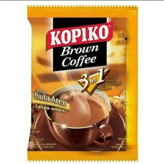 Kopiko Brown Coffee 3 in 1 – 10 x 20 gram