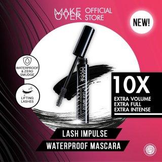 Make Over Lash Impulse Waterproof Mascara