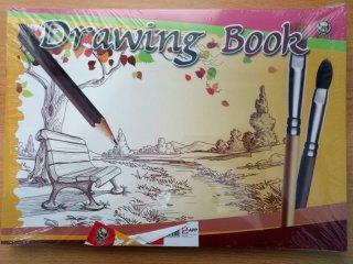 Buku Gambar Dodo A3