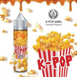 Juice Cartel Indonesia K-Pop Caramel Popcorn Liquid