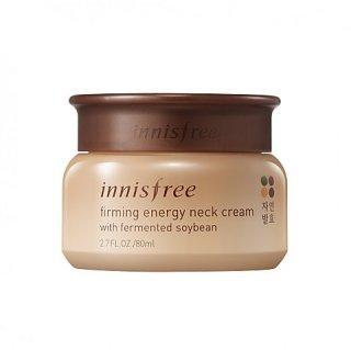 Innisfree Soybean Firming Neck Cream