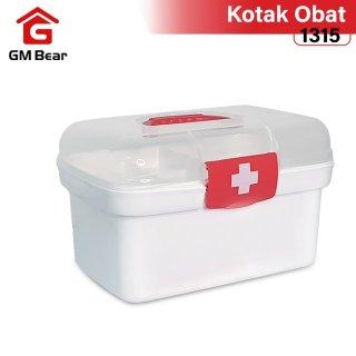 GM Bear Kotak P3K 1315 - Tranquil Medicine Box