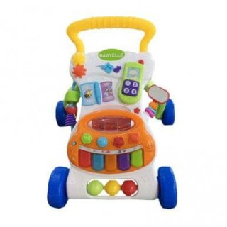 BabyElle 3502 8in1 Musical Activity Walker Blue