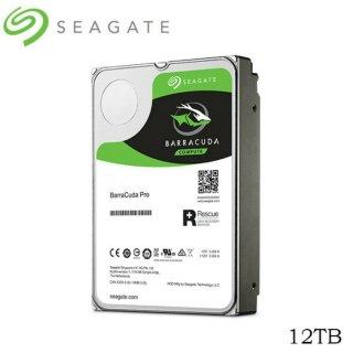 Seagate Barracuda Pro Hard Disk Internal Pc 12Tb Sata