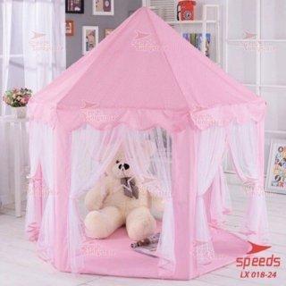 Tenda Mainan untuk Berkemah di Rumah