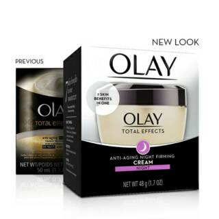 Olay Total Effects Night Firming Cream for Face & Neck