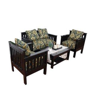 Sofa Ruang Tamu 211 (Set Meja)